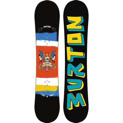 Burton's Men's 2014 Blunt Snowboard is now in-stock and ...