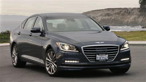 2016 hyundai genesis v8 review photos caradvice
