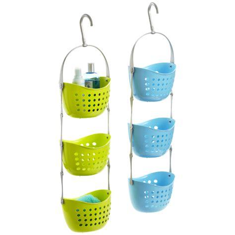 3578 shower caddy basket 6 untraditional shower caddies playful designs for unique