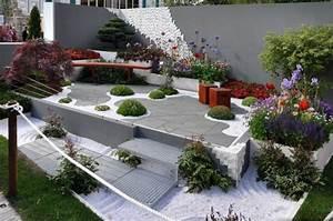 Gartengestaltung Feng Shui : 109 garten ideen f r ihre wundersch ne gartengestaltung ~ Markanthonyermac.com Haus und Dekorationen