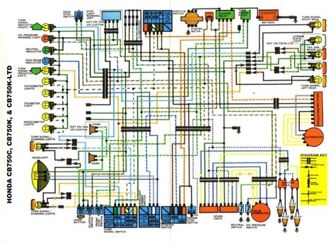 Wiring Diagram Virago Bobber by Simple Motorcycle Wiring Diagram For Choppers And Cafe
