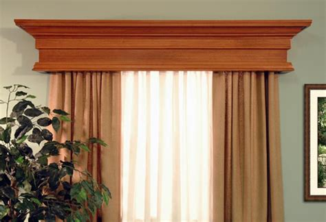cornice board valance cornices custom wood richmond