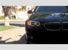WeissLicht PY24W LED Turn Signals for BMW F10 YouTube