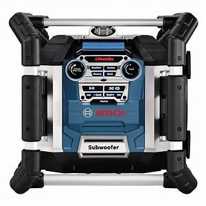 Bosch Professional Radio : bosch gml 50 powerbox professional jobsite radio battery charger 240v powertool world ~ Orissabook.com Haus und Dekorationen