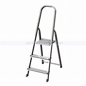 Haushaltsleiter 6 Stufen : stufen stehleiter krause corda haushaltsleiter 3 stufen ~ Eleganceandgraceweddings.com Haus und Dekorationen