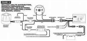 Mallory Distributor Wiring Schematic