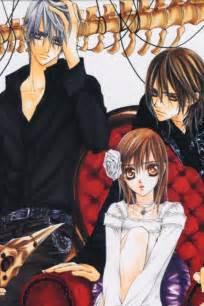 Zero Vampire Knight Yuki and Kaname