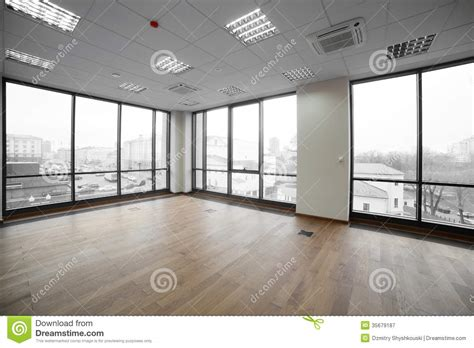 Interior Of Modern Office Building Royalty Free Stock