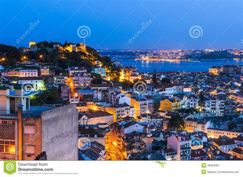 Lisbon Old Town At Night Portugal Stock Image Image Iphone Wallpapers Free Beautiful  HD Wallpapers, Images Over 1000+ [getprihce.gq]