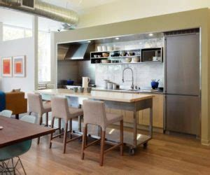 Kitchen Island Table India by 30 Kitchen Islands With Tables A Simple But Clever Combo