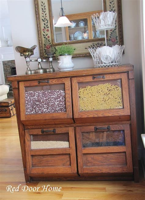 Country Kitchen Furniture Stores by Grain Bin From An General Store Great For Storage