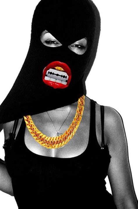 Thelightupmask.com #skimask #facemask #mask #hottie #fashion #skully #hat #photography #gangsta #halloween buy ski mask now at thelightupmask.com. Gangsta Ski Mask - Collection of Gangsta Girl With Ski ...