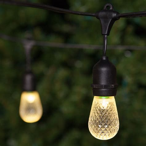 commercial outdoor led string lights patio lights commercial warm white led patio string