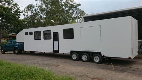 composite caravans queensland vanglass