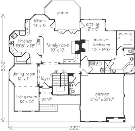 Southern Living Garage Plans by Port Gibson Southern Living Garage Is On Opposite Side