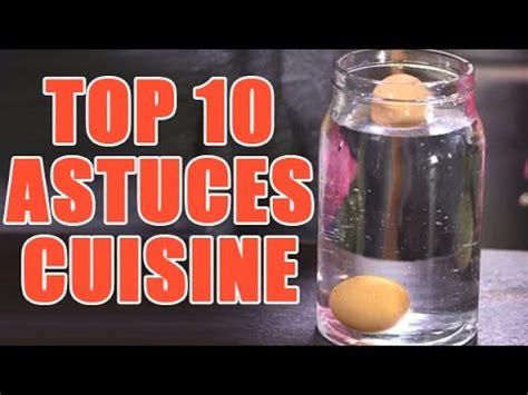 top 10 les meilleures astuces de cuisine