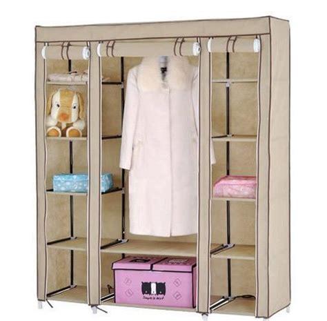 Foldable Cupboard by Folding Wardrobe Cupboard Almirah Xii Best Quality