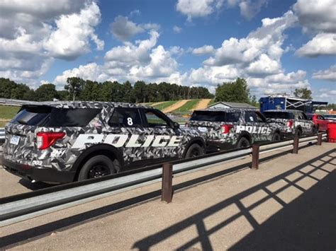 fastest  car  ford police interceptor reaches  mph