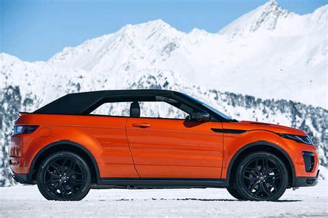 range rover preis range rover evoque cabrio 2016 im test fahrbericht preis bilder autobild de