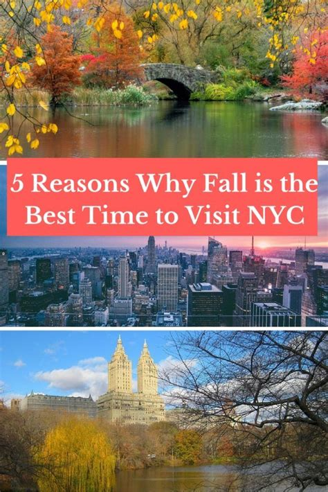 5 reasons why fall is the best time to visit nyc the globetrotting