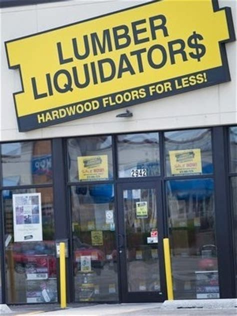 lumber liquidators named in federal class action over