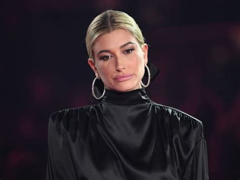 Hailey Baldwin had a perfect response to a hater who