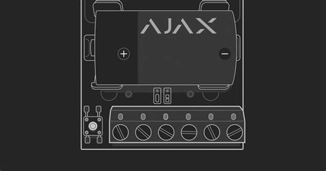 How To Connect A Wire Detector To Ajax And Transmitter