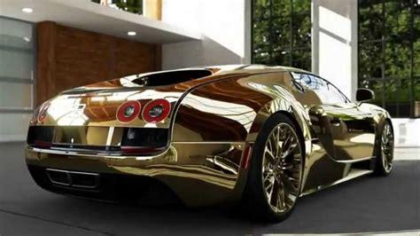 gold plated bugatti bing images man and machine bugatti veyron super sport cars cool