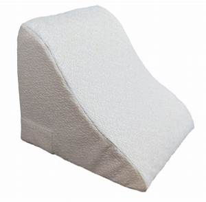 comfort rest systems memory foam orthopedic support pillow With backache pillow