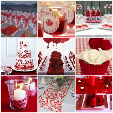 Wedding Supplies Canada by Classic Weddings And Events And White Canada Day