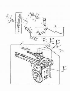 Singer Model 9134 Mechanical Sewing Machines Genuine Parts
