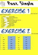 English exercis... Simple Practice