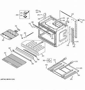 Ge Jt3500sf3ss Electric Wall Oven Parts