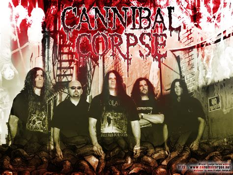 Warriors Of The Metal Cannibal Corpse  Discografia Comentada