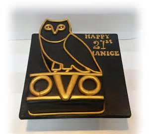 Drake Themed Birthday Cake