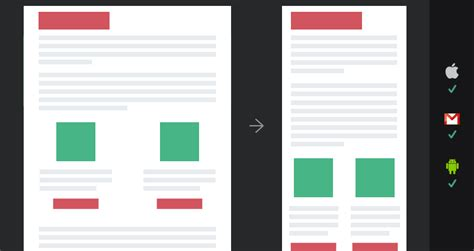 email template pattern cerberus patterns for responsive html email templates