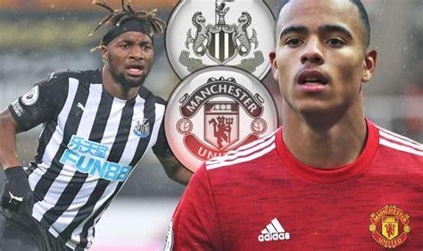 Newcastle vs Man Utd LIVE: Confirmed team news and Premier ...