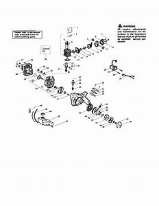 Weed Eater Pe550 Type 2 Lawn Edger Parts