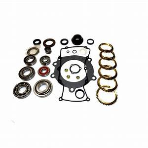 Rke Transmission Bearing  Seal Kit W  Synchro Rings 89