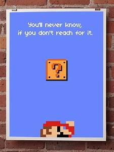 Great quotes to... Mario Love Quotes