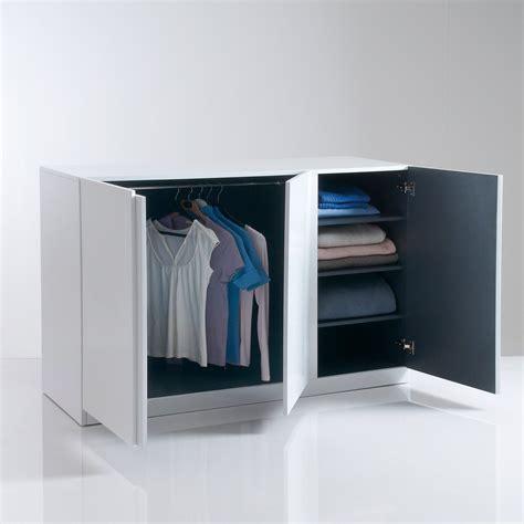 armoire basse penderie homeandgarden