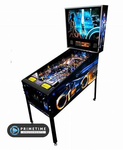 Pinball Tron Legacy Pro Monopoly Backglass Primetimeamusements