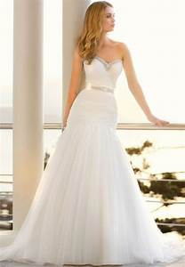 pinterest With fit n flare wedding dress