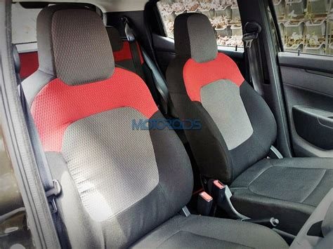 renault kwid interior seat renault kwid 1 0 litre image gallery and first