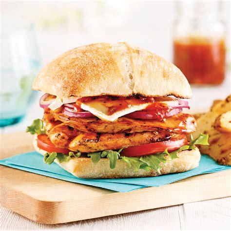 sauge cuisine recettes burger au poulet sauge et brie recettes cuisine et
