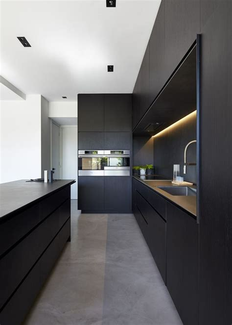 beautiful simple  minimalist kitchen designs