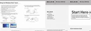 Belkin F5u302 Users Manual P75428 A F5u302 Qig
