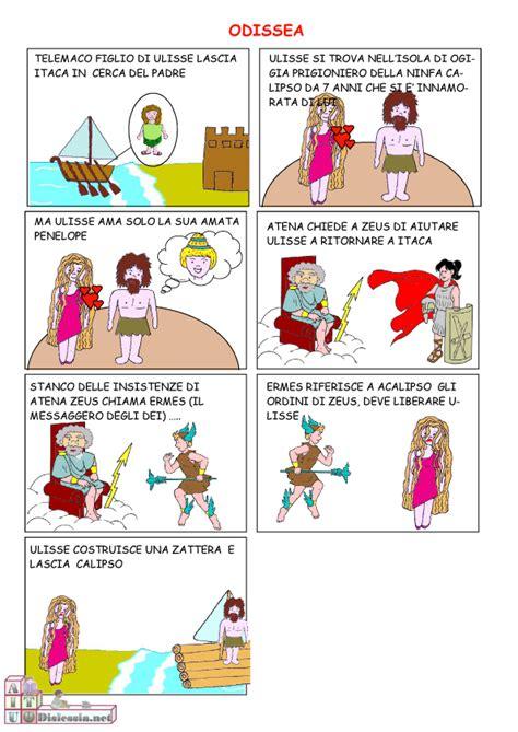 odissea  fumetti  media aiutodislessianet