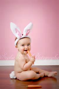 Baby Easter Photography Idea