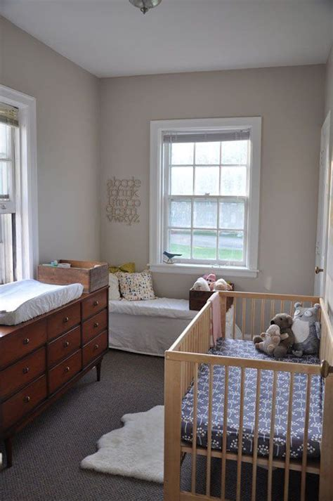 practical  beautiful tiny nursery design ideas